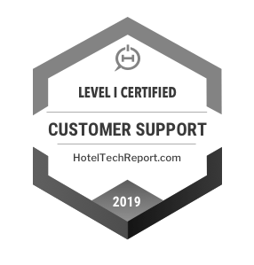 Hotel Tech Report - Level 1 certified Customer Support 2019